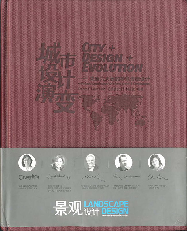 City Design Evolution SWF 00