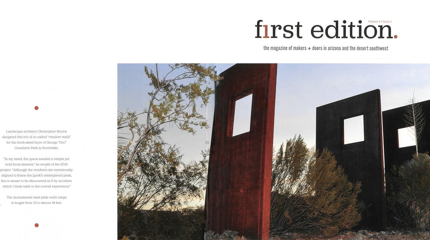 First Edition Cavalliere Park 02