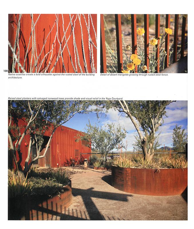 Landscape Design LDW-MMRAC-SWF 10