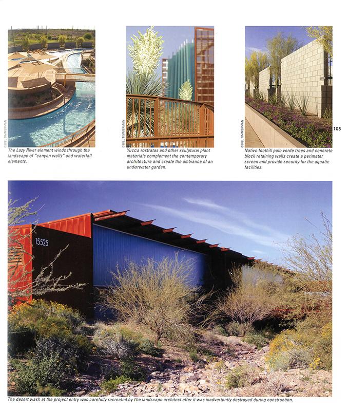 Landscape Design LDW-MMRAC-SWF 15