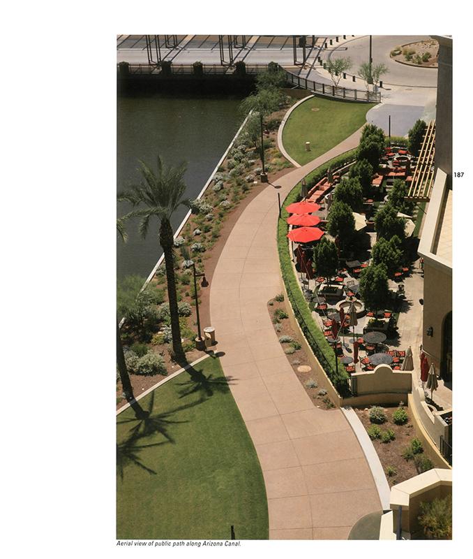 Landscape Design LDW-MMRAC-SWF 19