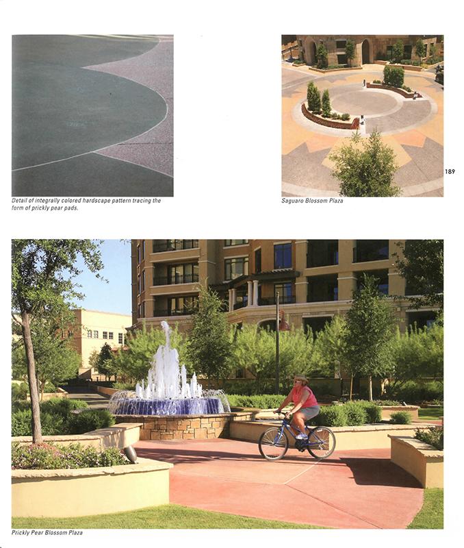 Landscape Design LDW-MMRAC-SWF 21