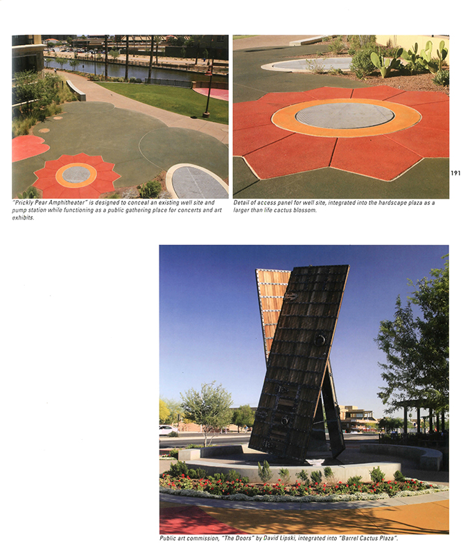Landscape Design LDW-MMRAC-SWF 23